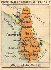 pupier albanie 1