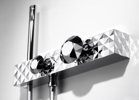 Luxury Bathroom Faucet by Aquaplus - new Aqua Jewels faucets