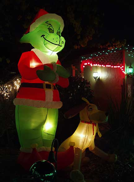 Grinch and buddy