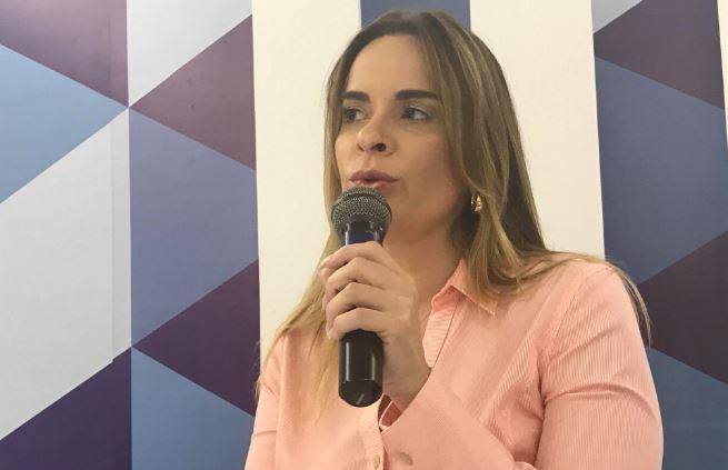 Capturar3 - VEJA VÍDEOS: 'Coloco meu nome para a disputa ao Senado, mas o PP precisa receber o convite', diz Daniella