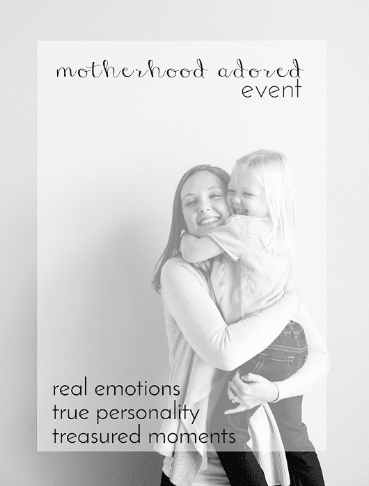 Spring 2016 Motherhood Adored Event : Adored by Meghan