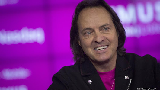 T-Mobile CEO suggests he could discuss a merger soon - Puget Sound Business Journal