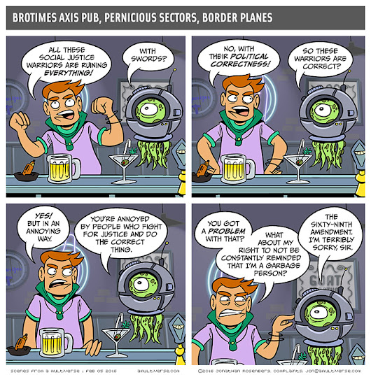 Brostitutional Rights - Scenes From A Multiverse
