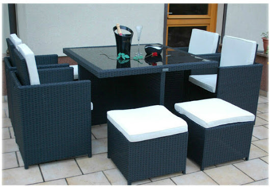 Details about  CUBE RATTAN GARDEN FURNITURE SET CHAIRS SOFA TABLE OUTDOOR PATIO WICKER 8 SEATER