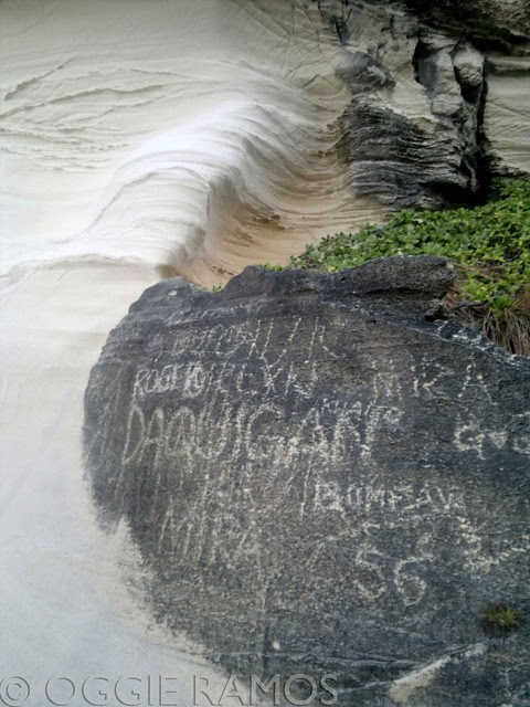 Ilocos Norte Kapurpurawan Vandalism