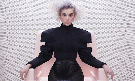 St Vincent: 'Every tweet is a signifier and self-promotion is smelly perfume'