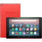 Amazon Fire HD 8 - Wi-Fi - 16 GB - Punch Red - with Special Offers - 8""