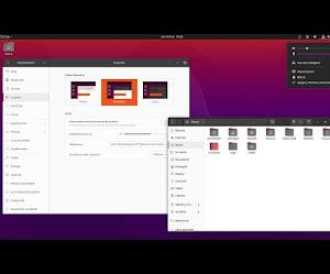 Ubuntu 21.04: Anteprima del nuovo tema Yaru