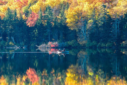 The Best Fall Camping in New England