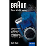 Braun Men's Mobile Electric Shaver - M-60B
