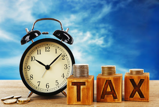 The Most Wonderful Time of the Year….Tax Planning Time!
