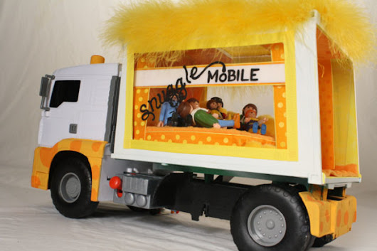 Introducing the Snuggle Mobile!!!