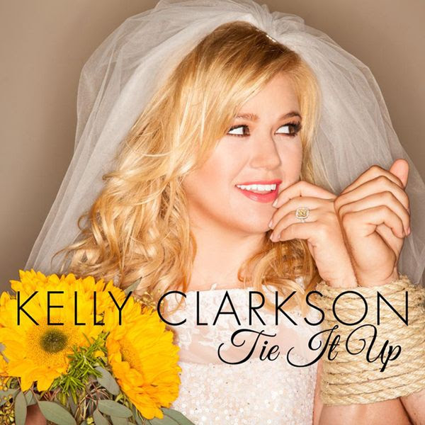 Kelly Clarkson : Tie It Up (Single Cover) photo Kelly-Clarkson-Tie-It-Up.jpg