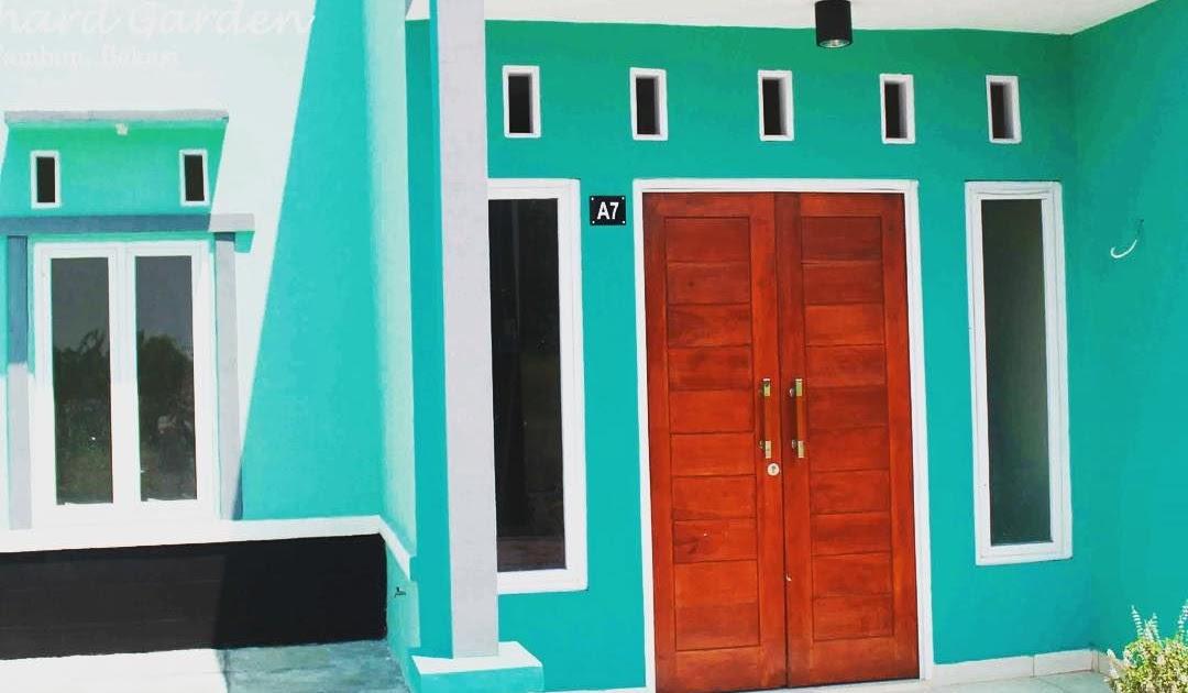 Inspirasi 42 Warna Cat Rumah Minimalis Terbaru 2020 Simple ...