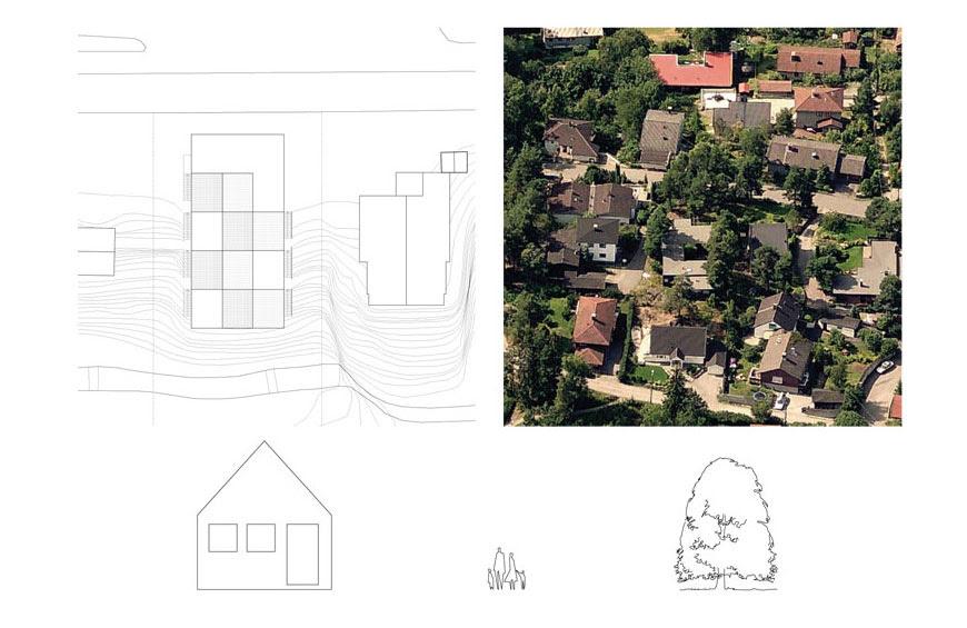 4 Houses, On Office, arquitectura, vivienda-colectiva