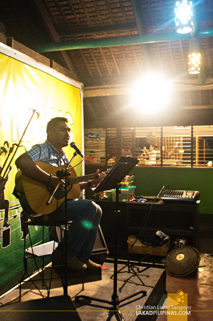 Acoustic Music at RML Manokan Haus Kamayan in Roxas City