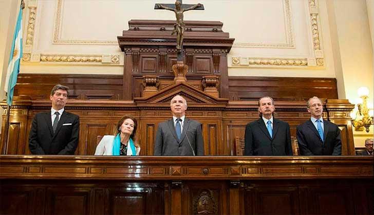 Argentina: Imputan a los tres jueces que avalaron el 2x1 para los represores.