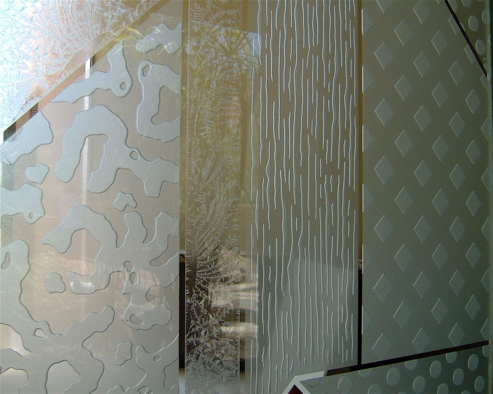 Frosted Glass Design Patterns Texture More Information Modni Auto