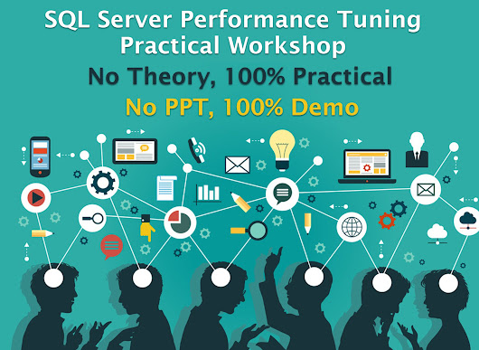 SQL Server Performance Tuning Practical Workshop - Forward Looking - SQL Authority with Pinal Dave