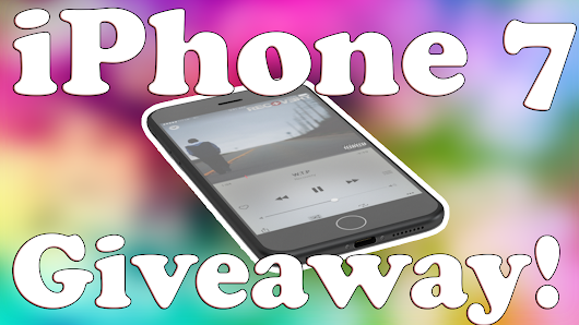 iPhone 7 Giveaway