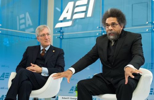 Falling in love with the liberal arts: The 25 best bits from Robby George and Cornel West - AEI