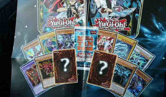 Mega Tin 2016 Spoiler - Card list Mega Tin 2016