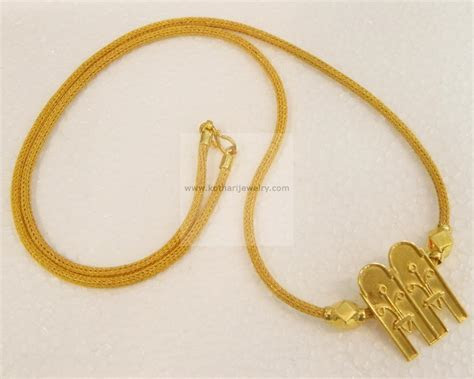33 Malabar Gold Thali Chain Designs, The Gallery For Gold