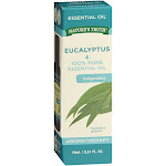 Natures Truth Aromatherapy Essential Oil, 100% Pure, Eucalyptus - 15 ml