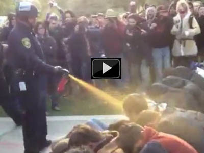 FOCUS: UC Davis Police Violence Adds Fuel to Fire