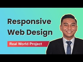 Complete Website Design Course 2020 [ Restaurant Project ]