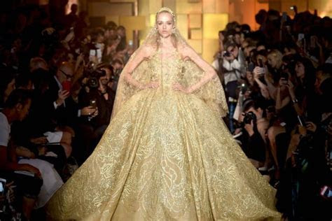 15 Yellow Wedding Dresses Perfect for Belle {Beauty and