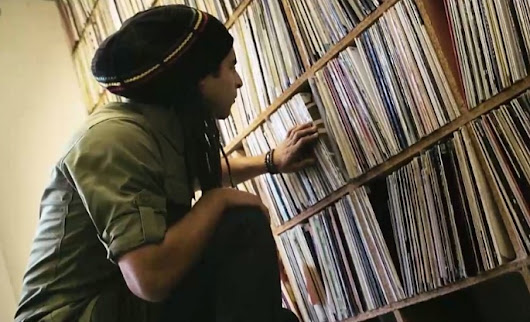 Watch Mala dig through John Peel's record collection to tell the story of UK sound system culture