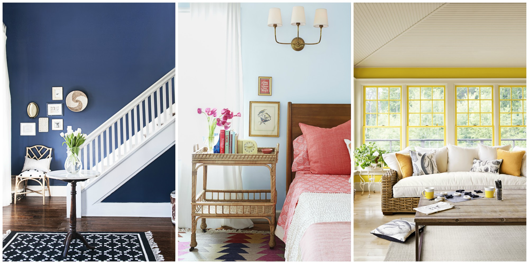 12 Best Interior Paint Colors - Top Wall Color Ideas for ...
