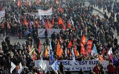 Ελλάς - Γαλλία = Απεργία!