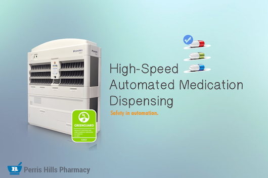 Safe and accurate medication dispensing