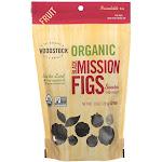 Woodstock Organic Black Mission Figs - Case of 8 - 10 oz.