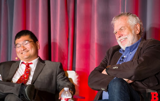 Atari founder Nolan Bushnell is still gaming's showman at 72