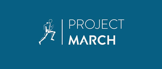Project MARCH is Redefining the Image of Student Led Exoskeleton Builds