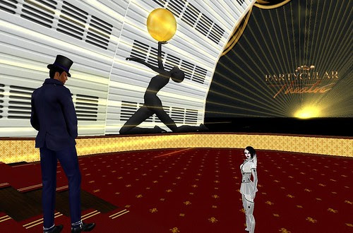 The Partycular Theatre by Kara 2