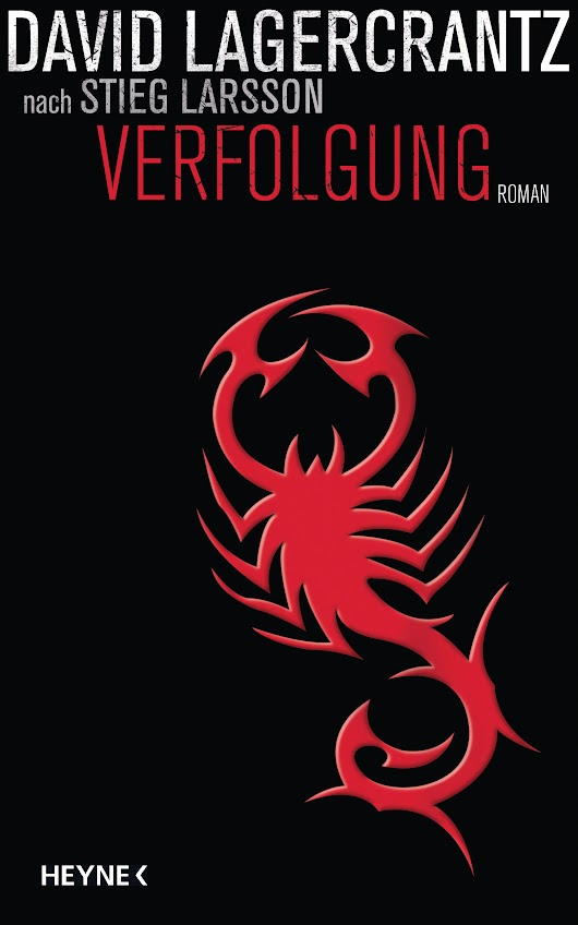 Rezension: Verfolgung von David Lagercrantz