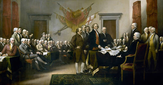 Why do we celebrate July 4th? Independence Day is a reminder that America is more than our constitutional parts