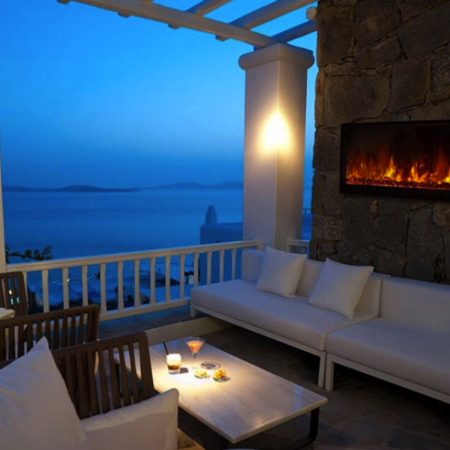 Outdoor Fireplaces | The Energy House