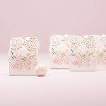 Wedding Star 4429 Floral Garden Favor Box - Paper
