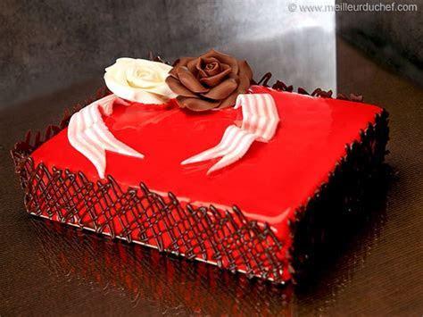 Gâteau d'anniversaire   Fiche recette avec photos