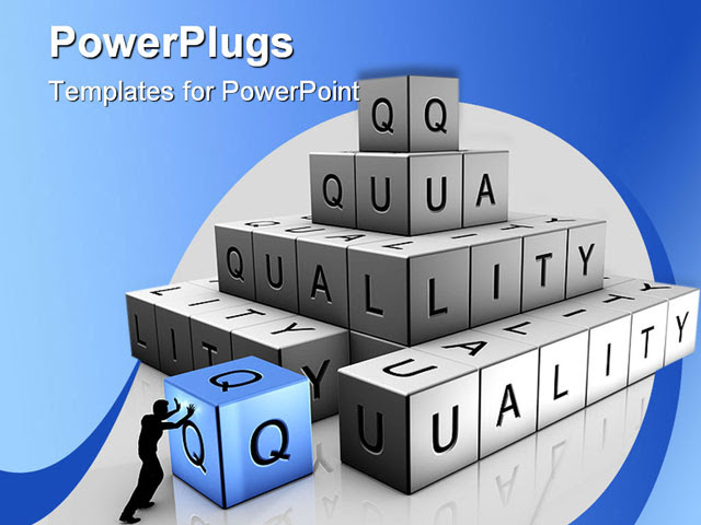 Powerpoint Templates Quality Assurance