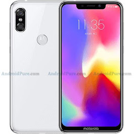 Motorola P30 leaks, and it's basically another iPhone X clone running Android