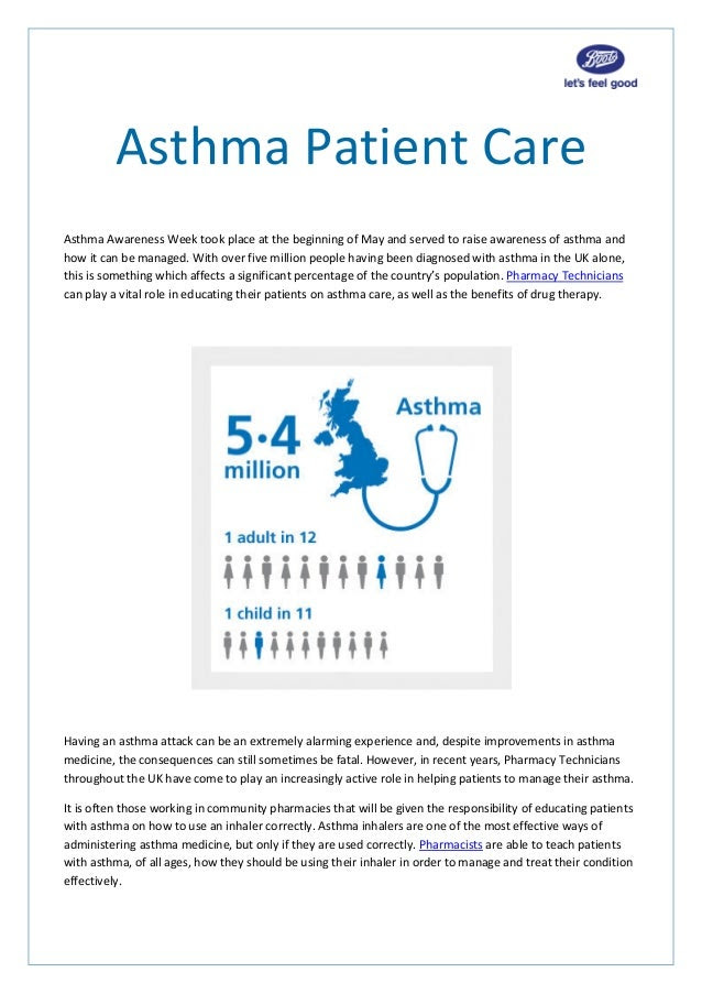 Asthma Patient Care