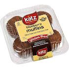 Katz Gluten Free Blueberry Muffins