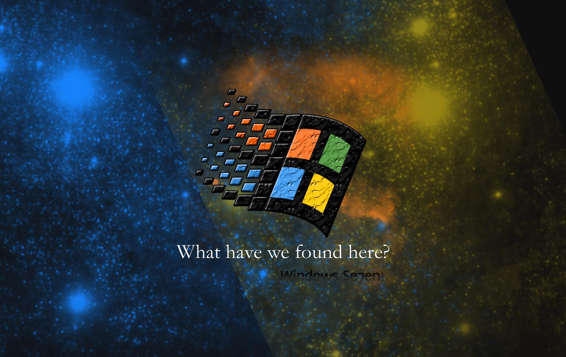 Windows Microsoft Space