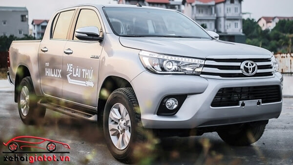 Toyota Hilux 2.8G AT 4x4